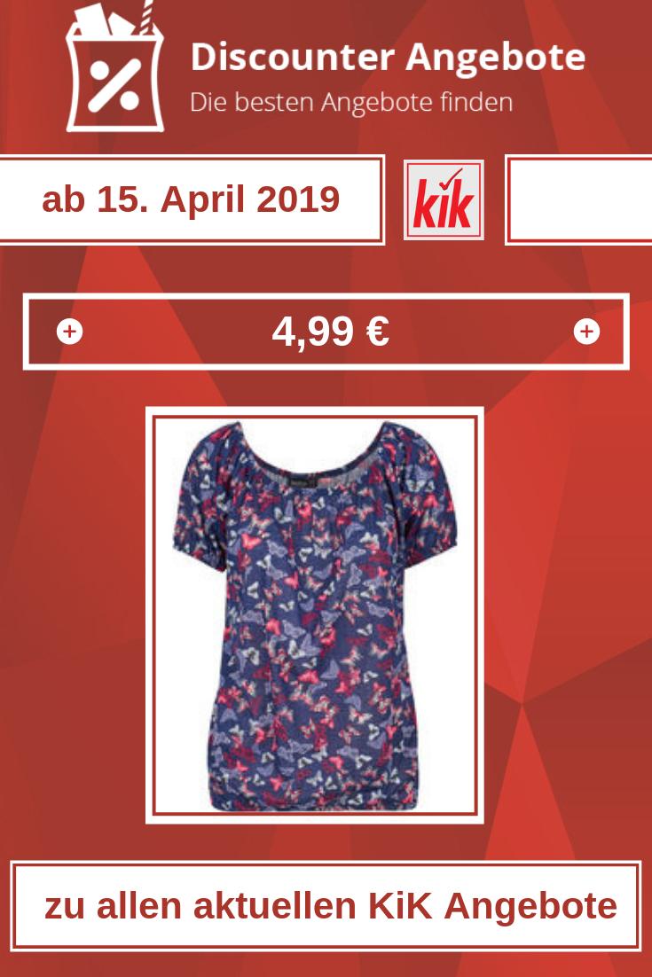 Janina Shirt von KiK