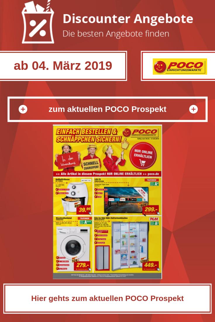 POCO Prospekt ab dem 4. März 2019